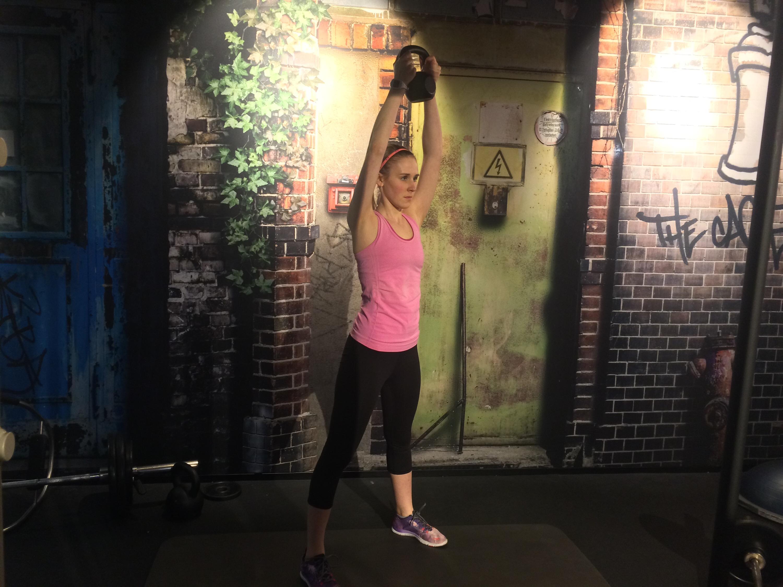 Oberkörper Workout für zu Hause julesvogel