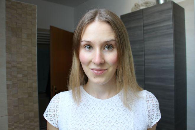 No make up, no filter :D