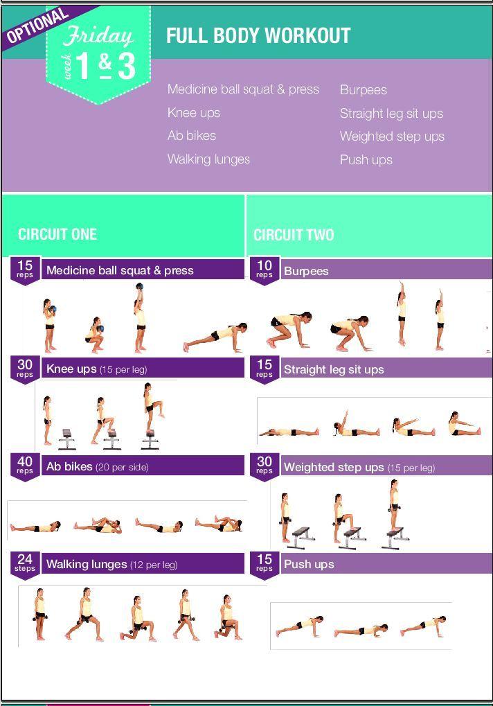 Fitnesstraining für zu Hause julesvogel